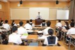 平成28年度体験入学<筑紫丘中学校>【5】
