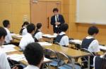 平成28年度体験入学<筑紫丘中学校>【9】
