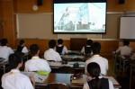 平成28年度体験入学<筑紫丘中学校>【10】