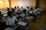 平成28年度体験入学<筑紫丘中学校>【11】