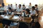 平成28年度体験入学<筑紫丘中学校>【13】