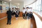 平成28年度体験入学<筑紫丘中学校>【18】