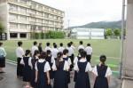平成28年度体験入学<筑紫丘中学校>【19】