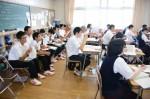 平成28年度体験入学<筑紫丘中学校>【23】