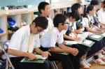 平成28年度体験入学<筑紫丘中学校>【25】