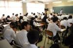 平成28年度体験入学<筑紫丘中学校>【28】