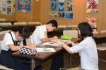 平成28年度体験入学<筑紫丘中学校>【31】