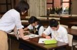平成28年度体験入学<筑紫丘中学校>【33】