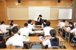 平成28年度体験入学<筑紫丘中学校>【37】