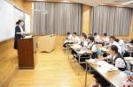 平成28年度体験入学<筑紫丘中学校>【42】