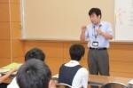 平成28年度体験入学<筑紫丘中学校>【44】