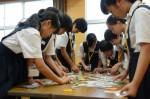 平成28年度体験入学<筑紫丘中学校>【46】