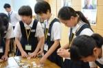 平成28年度体験入学<筑紫丘中学校>【49】