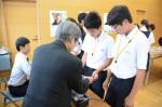 平成28年度体験入学<筑紫丘中学校>【51】