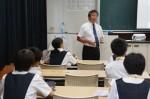 平成28年度体験入学<筑紫丘中学校>【56】