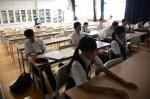 平成28年度体験入学<筑紫丘中学校>【60】