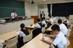 平成28年度体験入学<筑紫丘中学校>【64】