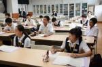 平成28年度体験入学<筑紫丘中学校>【65】