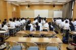 平成28年度体験入学<太宰府西中学校・板付中学校>【2】