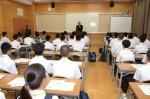 平成28年度体験入学<太宰府西中学校・板付中学校>【6】