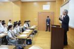 平成28年度体験入学<太宰府西中学校・板付中学校>【8】