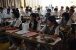 平成28年度体験入学<太宰府西中学校・板付中学校>【13】
