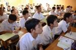 平成28年度体験入学<太宰府西中学校・板付中学校>【16】