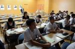 平成28年度体験入学<太宰府西中学校・板付中学校>【17】