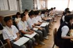 平成28年度体験入学<太宰府西中学校・板付中学校>【22】