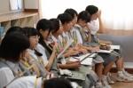 平成28年度体験入学<太宰府西中学校・板付中学校>【24】