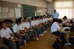 平成28年度体験入学<太宰府西中学校・板付中学校>【25】