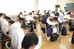 平成28年度体験入学<太宰府西中学校・板付中学校>【28】