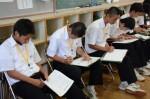 平成28年度体験入学<太宰府西中学校・板付中学校>【30】