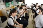 平成28年度体験入学<太宰府西中学校・板付中学校>【31】