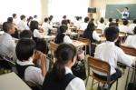 平成28年度体験入学<太宰府西中学校・板付中学校>【32】