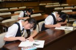 平成28年度体験入学<太宰府西中学校・板付中学校>【37】