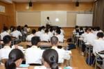 平成28年度体験入学<太宰府西中学校・板付中学校>【40】