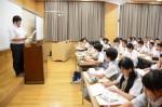 平成28年度体験入学<太宰府西中学校・板付中学校>【41】