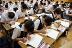 平成28年度体験入学<太宰府西中学校・板付中学校>【43】