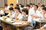 平成28年度体験入学<太宰府西中学校・板付中学校>【46】