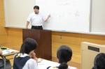 平成28年度体験入学<太宰府西中学校・板付中学校>【47】