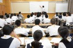 平成28年度体験入学<太宰府西中学校・板付中学校>【48】