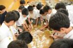 平成28年度体験入学<太宰府西中学校・板付中学校>【52】