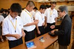 平成28年度体験入学<太宰府西中学校・板付中学校>【56】