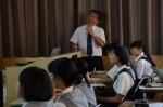 平成28年度体験入学<太宰府西中学校・板付中学校>【65】
