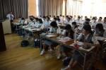 平成28年度体験入学<太宰府西中学校・板付中学校>【66】
