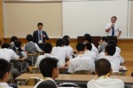 平成28年度体験入学<太宰府西中学校・板付中学校>【73】