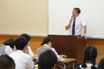 平成28年度体験入学<太宰府西中学校・板付中学校>【74】