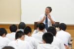 平成28年度体験入学<太宰府西中学校・板付中学校>【76】
