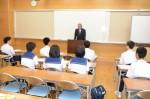 平成28年度体験入学<那珂川北中学校>【5】